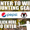 Pepsi Hunting Contest Campaign