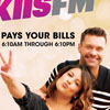 Ryan Seacrest Pay Your Bills Billboards - Late 2016