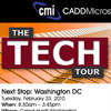 "CADD Microsystems ""Tech Tour"" One-sheet"