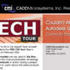 "CADD Microsystems ""Tech Tour"" Postcard"