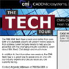 "CADD Microsystems ""Tech Tour"" October 2009 Email"